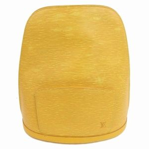 Louis Vuitton Yellow Epi Gobelins Backpack 870835